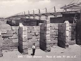 Gela - Capa Soprano - Mura Di Cinta - VI Sec.a.c. - 28613 - Formato Grande Non Viaggiata – FE190 - Gela