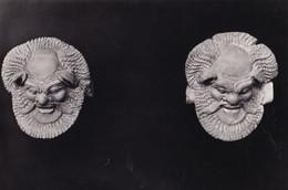 Gela - Museo Nazionale - Antefisse Sileniche Di Fabbrica Locale - Formato Grande Non Viaggiata – FE190 - Gela