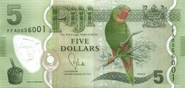 FIJI P. 115a 5 D 2012 UNC - Fiji