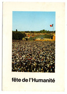 CPM Publicité Syndicalisme Fete De L'humanite Circulee En 1971 - Labor Unions