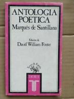 Marqués De Santillana - Antologia Poética / Taurus,1982 - Other