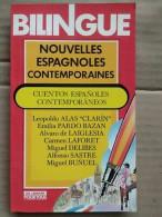 Nouvelles Espagnoles Contemporaines - Bilingue Vol.1 /Presses Pocket,1987 - Dictionaries