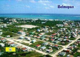 Belize Belmopan Aerial View New Postcard - Belize