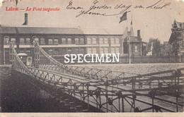 Le Pont Suspendu @ Liège - Liege
