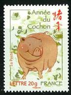 N° 4001 Année Du Cochon Faciale LP 20g - Nuovi
