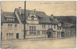 Belgique - BOUILLON - L'Hôtel Des Postes - Ardenne Ardennes Belge Belges - Région Wallonne - - Other