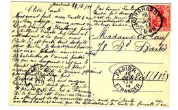 45263 - De MURRHARDT - Lettres & Documents