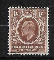 Afrique  Orientale Britannique Ouganda  N°  124 Neuf *    B/TB  Soldé   Le Moins Cher Du Site  ! ! ! - British East Africa