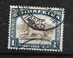 Afrique  Du Sud Britannique Union   N°  27  Gnou   Oblitéré     B/TB  Soldé   Le Moins Cher Du Site  ! ! ! - Used Stamps