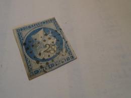 SEINE  -   (SCEAUX )    -   IND/8   -     PC    2849   -     TP N° 14 - 1849-1876: Klassik
