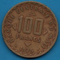 MALI 100 FRANCS 1975 KM# 10 DEVELOPPONS LA PRODUCTION - Mali (1962-1984)