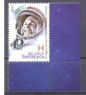 2011. Belarus, Space, 50y Of Flight Of  Y. Gagarin, 1v, Mint/** - Belarus
