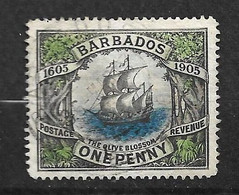 Barbades       UK  N°83     Oblitéré     B/TB  Voir Scans  Soldé Le Moins Cher Du Site  ! ! ! - Barbados (...-1966)