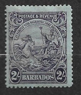 Barbades       UK  N°  151      Neuf *   B/TB  Voir Scans  Soldé Le Moins Cher Du Site  ! ! ! - Barbados (...-1966)