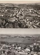 DOMPIERRE Sur BESBRE - 2 CPSM : Vue Aérienne - Altri Comuni