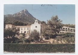 83-La Valette Domiane Des Gueules Cassées - Les Bâtiments Mimosa Olivier Et La Chapelle Devant   -- RECTO /VERSO-- B100 - La Valette Du Var
