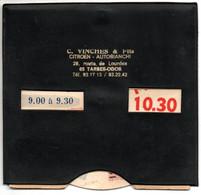 Disque De Stationnement -.Vinches & Fils Citroen Autoblanchi - 65 Tarbes Odos - Cars