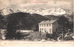 FR66 LES BOUILLOUSES - Labouche 553 - La Maison Des Gardes à 2009 M -belle - Other Municipalities