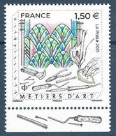 5471 Vitrailliste - Métier D'art - BDF (2021) Neuf** - Neufs
