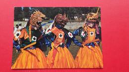 Dancers - Bhutan