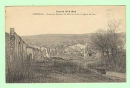 H1025 - LESMENILS - Ruines Du Hameau De Xon - Guerre 1914- 1918 - Other Municipalities