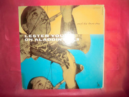 LP33 N°8230 - LESTER YOUNG - LLR - 80019 - MADE IN JAPAN - Jazz