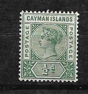 Iles Caïmanes UK  N°  1   Neuf  *  B/TB  Voir Scans  Soldé Le Moins Cher Du Site  ! ! ! - Cayman Islands