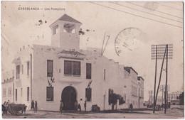 CASABLANCA. Les Pompiers - Casablanca