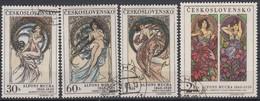 TSJECHOSLOWAKIJE - Michel - 1969 - Nr 1884/87 - Gest/Obl/Us - Used Stamps