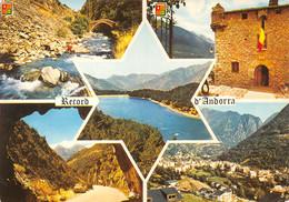 715 -4-0504   ANDORRE - ANDORRA - Andorra