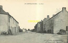 44 La Chapelle Glain, La Gare, Ligne Chateaubriant-Ancenis, Carte Pas Courante - Altri Comuni