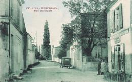 Herpes, Rue Principale - Altri Comuni