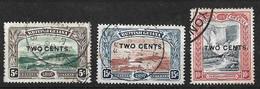 Guyana   UK      N° 93  à 95    Oblitérés       B/TB  Voir Scans  Soldé Le Moins Cher Du Site  ! ! ! - British Guiana (...-1966)