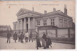 PALAIS DE JUSTICE(LOUVIERS) ARRESTATION - Prison
