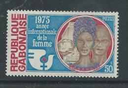 Gabon N° 346  XX   Année Internationale De La Femme Sans Charnière, TB - Gabon