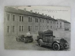 MILITARIA - TOUL - Annexe Du Quartier Perrin Brichambaut - 403ème D.C.A. - Casernas