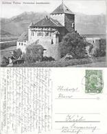 Schloss Vaduz. Furstentum Liechtenstein. Viaggiata - Sin Clasificación