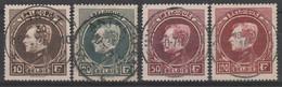 289/292 Grand Montenez/Grote Montenez Oblit/gestp Centrale - 1929-1941 Gran Montenez