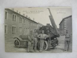 MILITARIA - TOUL - Annexe Du Quartier Perrin Brichambaut - 403ème D.C.A. (animée) - Casernas