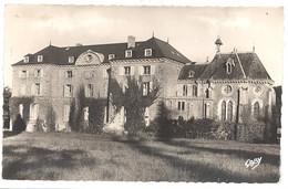 CPSM 61 - 45. Environs De PUTANGES - Château De Ménil-Jean - Peu Courante - Putanges