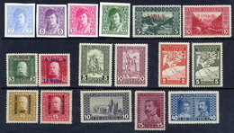 BOSNIA & HERZEGOVINA 1913-17 Seven Complete Issues, LHM / *.  Micbel €18 - Bosnia Herzegovina
