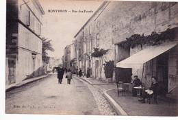 Montbron, Rue Des Fossés - Altri Comuni