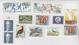 LOT STAMPS MNH. MONACO, GERMANY, NEDERLAND.... / 11 - Collezioni (senza Album)