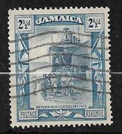 Jamaïque UK N° 85  Oblitéré     B/TB  Voir Scans Soldé Le Moins Cher Du Site  ! ! ! - Jamaica (...-1961)