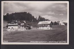 D36 /  Gasthaus Mösern Tirol  / Seefel 1937 - Unclassified
