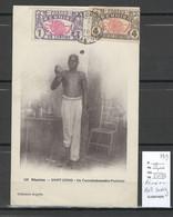 Reunion - Carte Postale - HELL BOURG - 1919 - Storia Postale