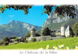 73 - Le Château De La Bâtie (XIIIe Et XVe Siècles) Aux Environs De Chambéry - Unclassified
