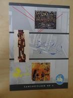 """Schweden Folder """"Europa 1993"""" Mit Schwarz + Buntdrucken (6633) - Other"""