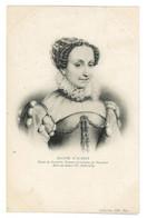 CPA JEANNE D'ALBRET REINE DE NAVARRE FEMME D'ANTOINE DE BOURBON - Famous Ladies