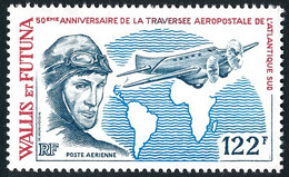 WALLIS ET FUTUNA 1980 - Yv. PA 104 **   Cote= 5,00 EUR - Traversée Aéropostale Atlantique-Sud (Mermoz)  ..Réf.W&F23187 - Nuovi